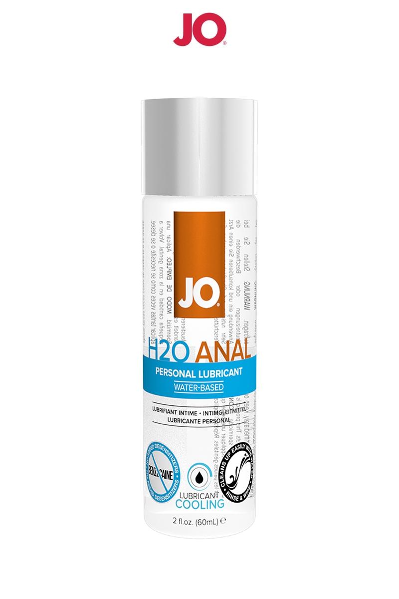 Lubrifiant anal effet frais 60 ml