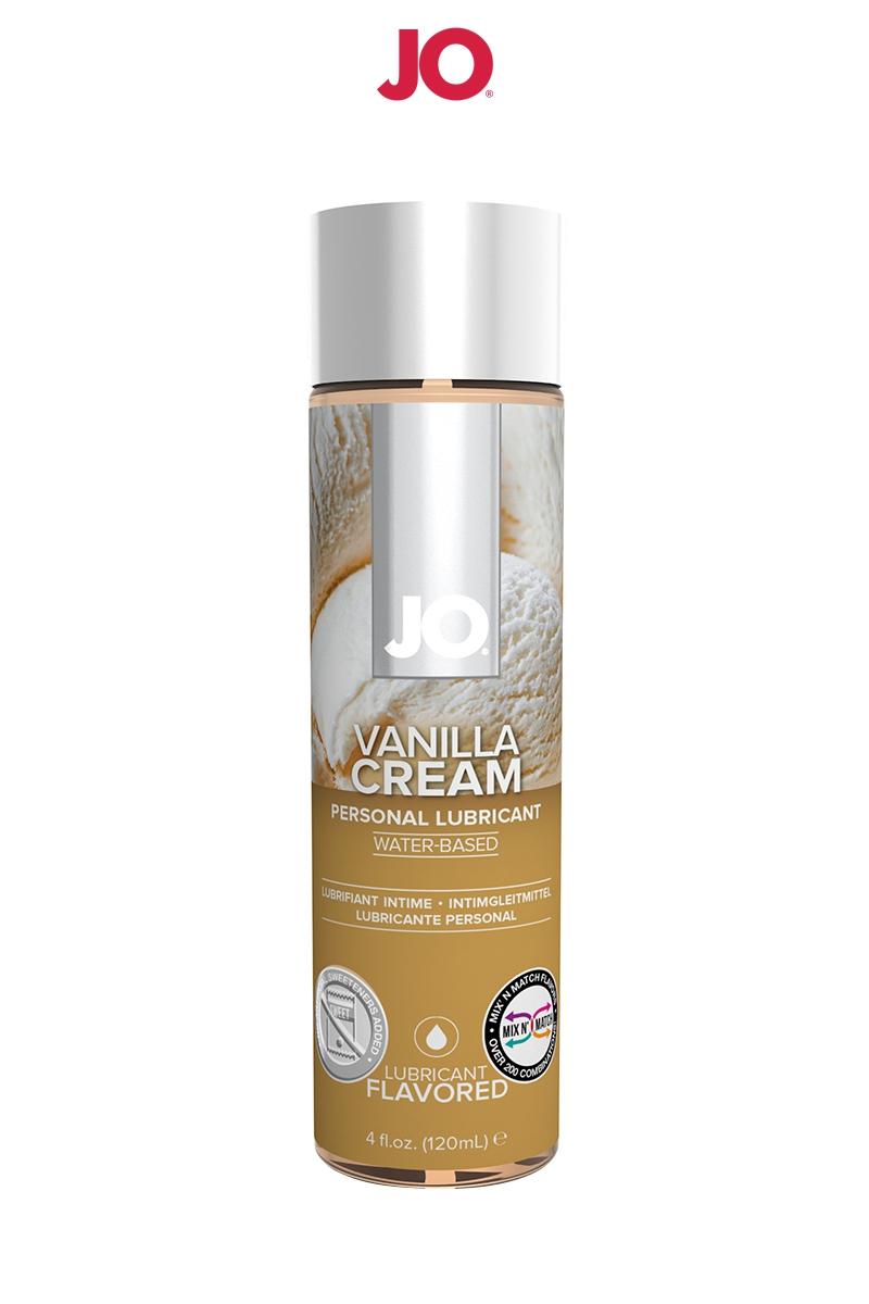 Lubrifiant comestible aromatisé vanille 120 ml