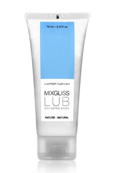 Mixgliss lubrifiant eau - Nature