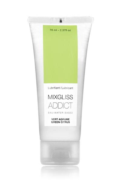 Mixgliss lubrifiant eau - Addict Vert agrume