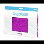 pochette happy rabbit violet