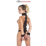 Harnais de bondage Fetish Tentation pour immobiliser son partenaire lors des jeux BDSM - oohmygod