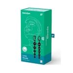 Coffret Love Beads de la marque Satisfyer, 2 chapelets dédiés au plaisir anal - oohmygod