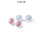 Coffret de 4 boules de Geisha Luna Beads de la marque LELO, vendu chez oohmygod
