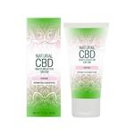 Crème de masturbation Natural CBD pour femme, fabriqué à base d'eau, d'ingrédients naturels et de CBD, pour intensifier les sensations et le plaisir - oohmygod