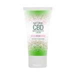 Crème de masturbation pour femme de la marque Natural CBD, composée à base deau et de CBD - oohmygod