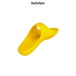 Stimulateur doigt vibrant Teaser jaune de la marque Satisfyer - oohmygod