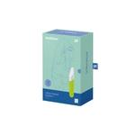 Boite du mini vibromasseur Ultra Power Bullet 7 couleur vert de chez Satisfyer vendu chez oohmygod