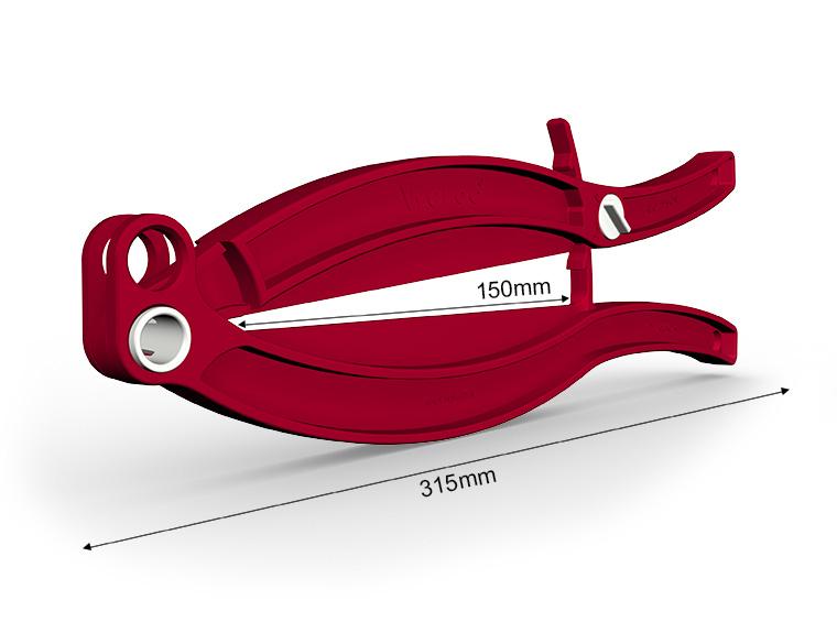 WELOC gripper 15 cm