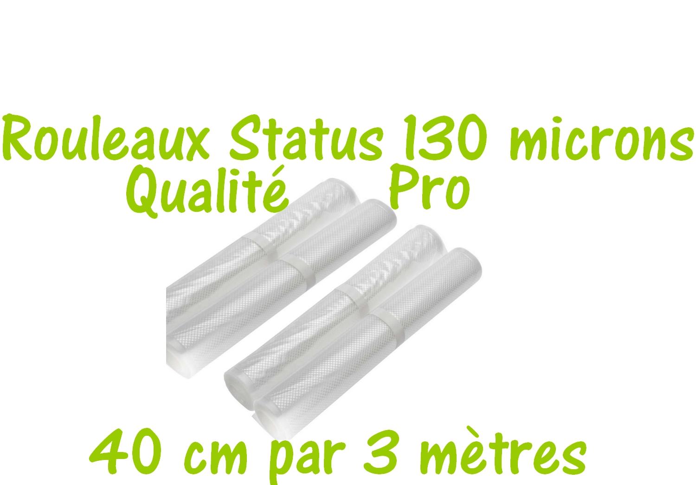 rouleaux sous vide status 40cm-3mètres