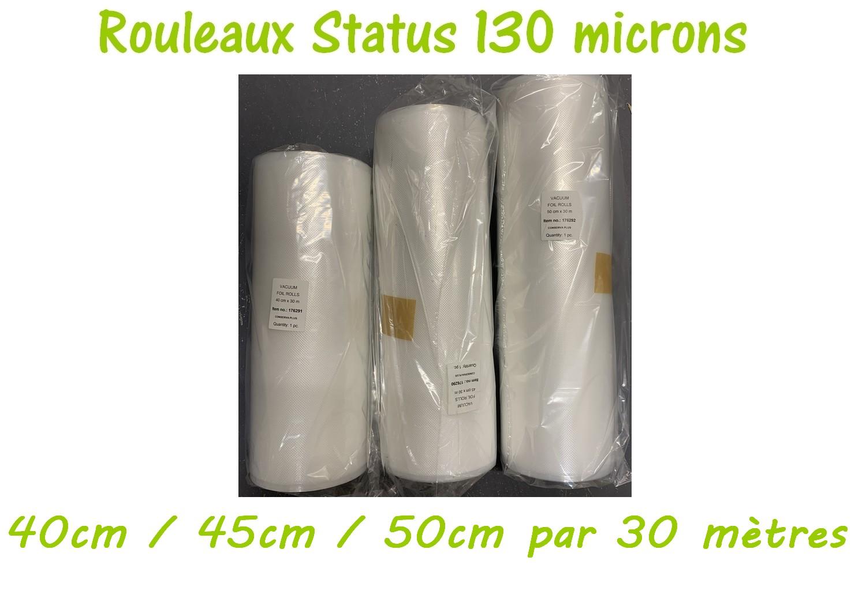 3 rouleaux 40-45-50 cm par 30 mètres (2)