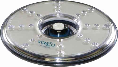 Couvercle pour Boite sous vide manuel VACCO