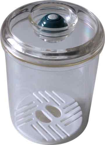 boite vacco ronde 0 6 litre 1 baguette anylock 18 cm offerte boites sous vide boites sous. Black Bedroom Furniture Sets. Home Design Ideas