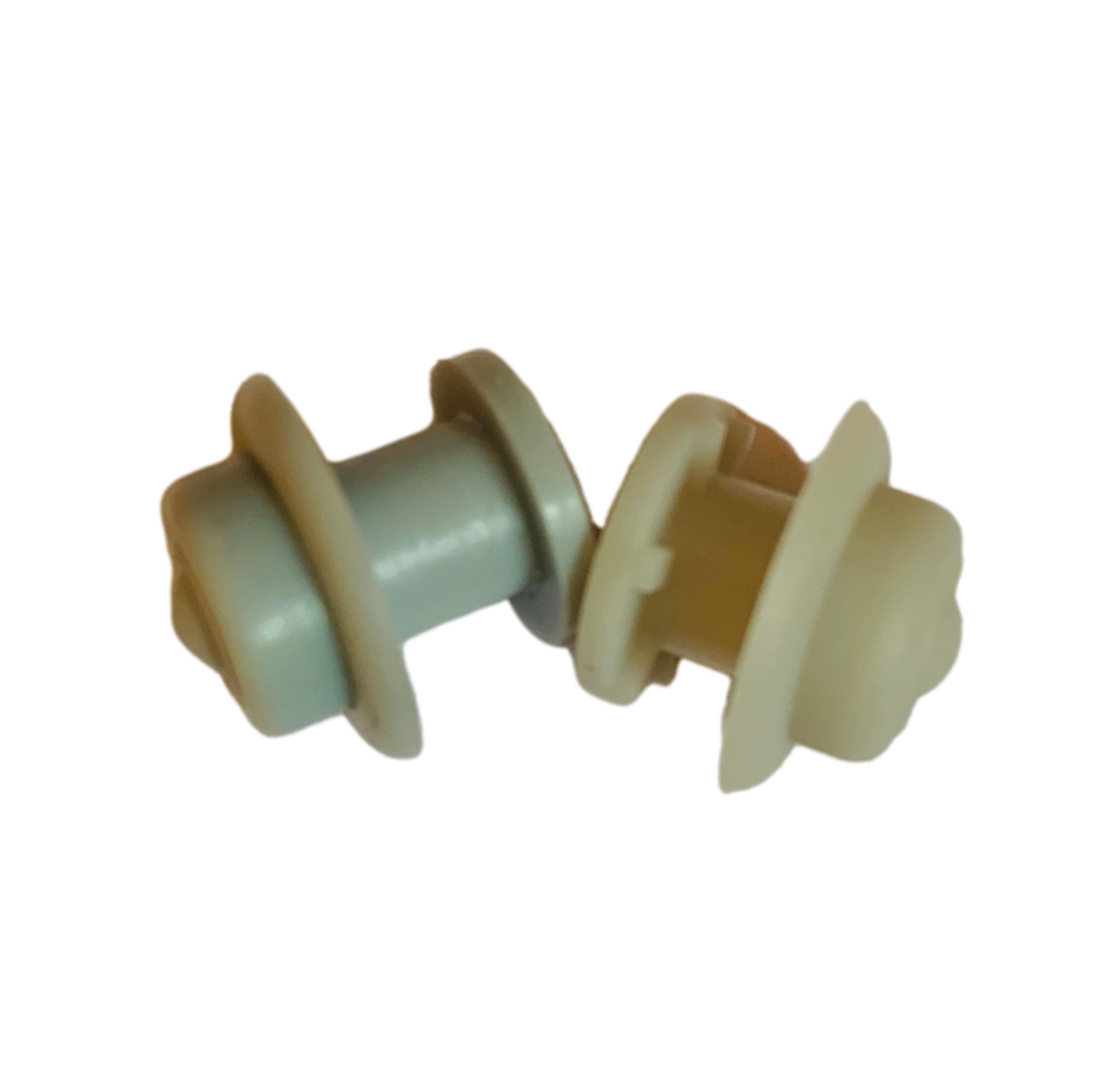 valve lisse ou crantée