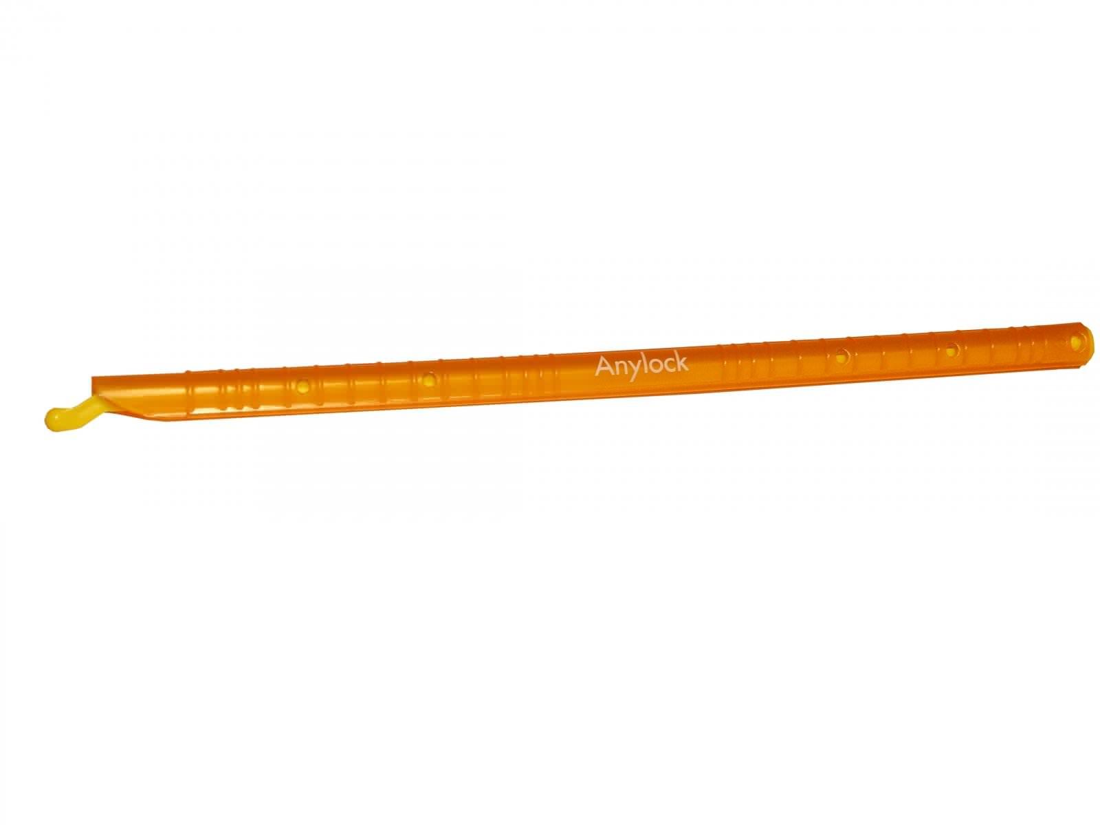 fermeture hermetique de sac et sachets Baguette Anylock orange
