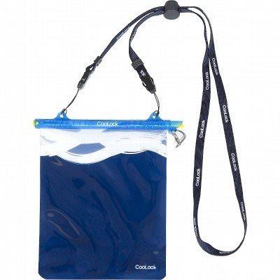 pochette hermétique et étanchecoolock pochette pochette bleue