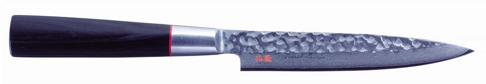 Suncraft Senso Couteau japonais SZ-02 Office grand 12cm