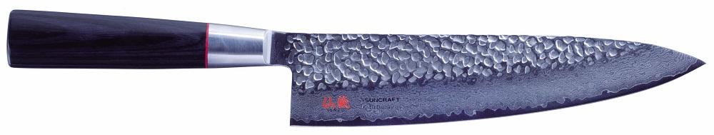 Suncraft Senso Couteau japonais SZ-05 Gyoto - Chef - Eminceur 20cm