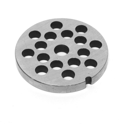 Grille perforée 10 mm pour hachoir 12 reber