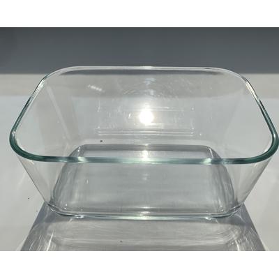 Bac sous vide en verre Status 0,5 litres