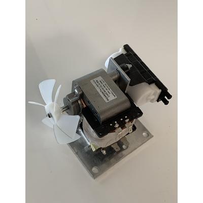Moteur et pompe pour machine sous vide Reber Eco Pro 40 (Ref 9709NE /  9716N / 9716NEL)