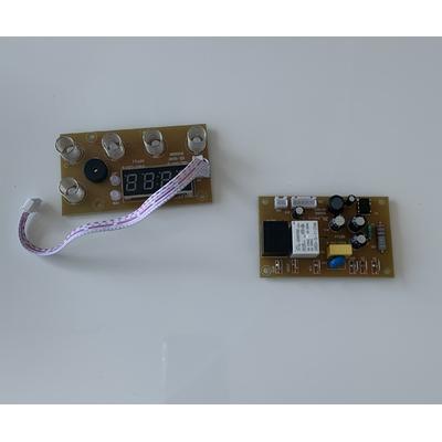 Carte électronique et panneau de commandes déshydrateur inox. Choisir le modèle