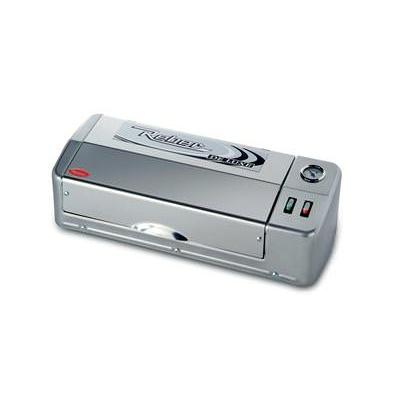 Machine sous vide Professionnelle Reber De Luxe Inox 225W. Barre de soudure 32cm, -920mb, 36L min.Port offert