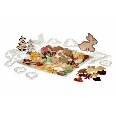 Emporte Pièces pour Sablés et Cookies (30 pièces)