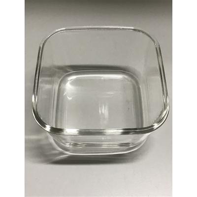 Récipient en verre pour boite Vacsy 15 x 15cm