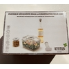 kit status découverte boite + pompe + couv uni + bouchon