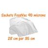 sachets foodvac 28cm-35cm