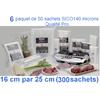 6 paquet sico 16cm-25cm