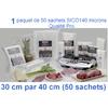 1 paquet sico 30cm-40cm