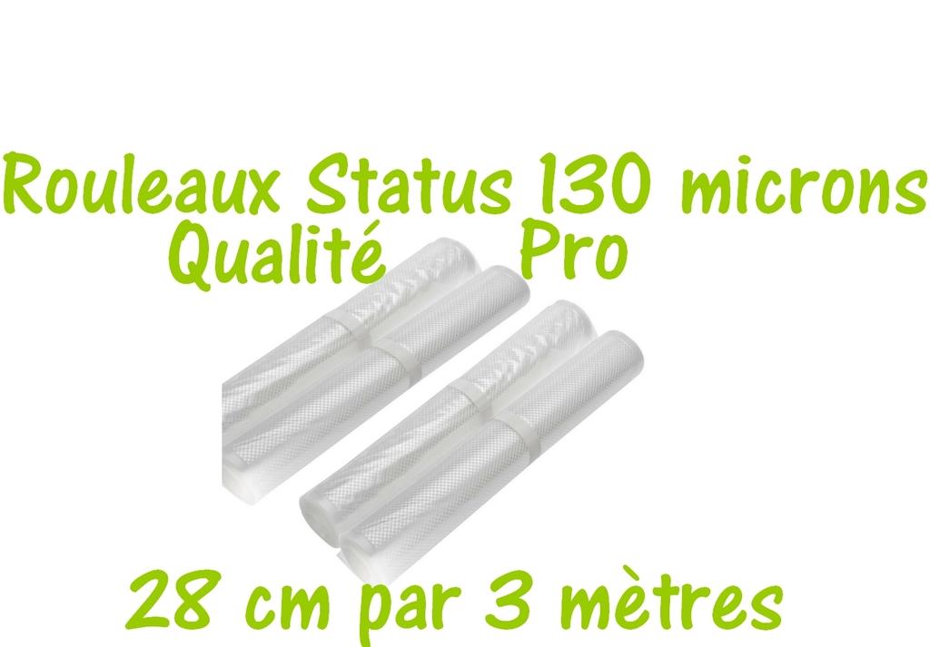 rouleaux sous vide status 28cm-3mètres