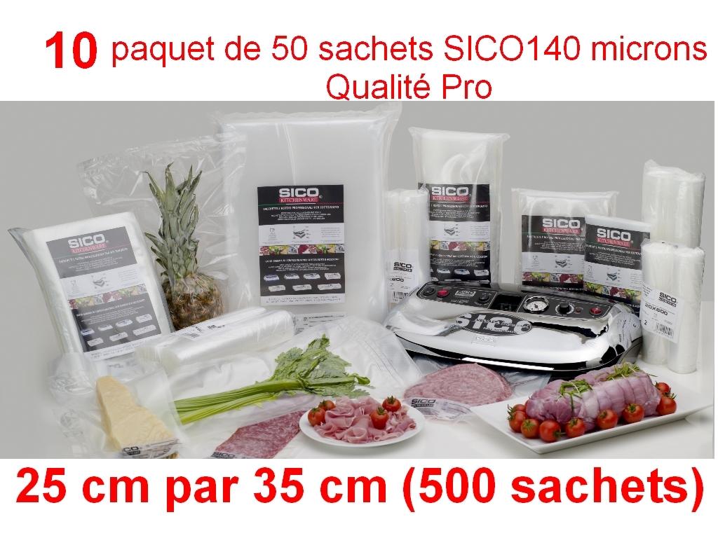 10 paquet sico 25 cm-35 cm