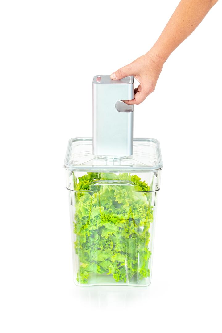 boite sous vide gastro pro 10 litres  avec pompe électrique