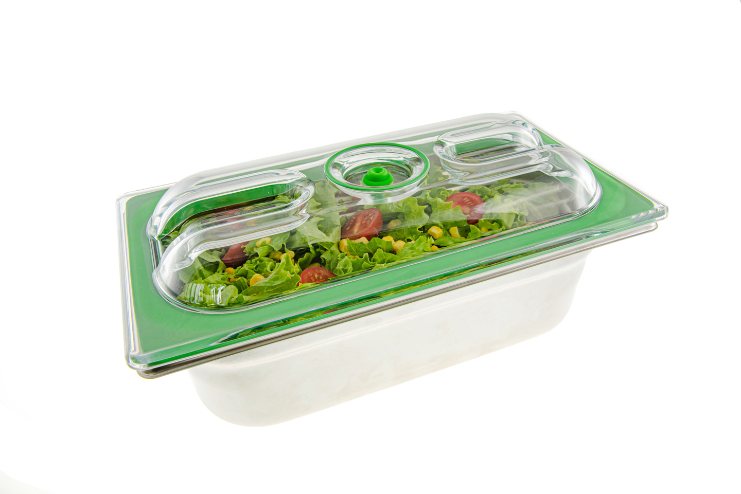 GN Couvercle pour gastronormbehälter New Model Polypropylène GN 1//1 Transparent
