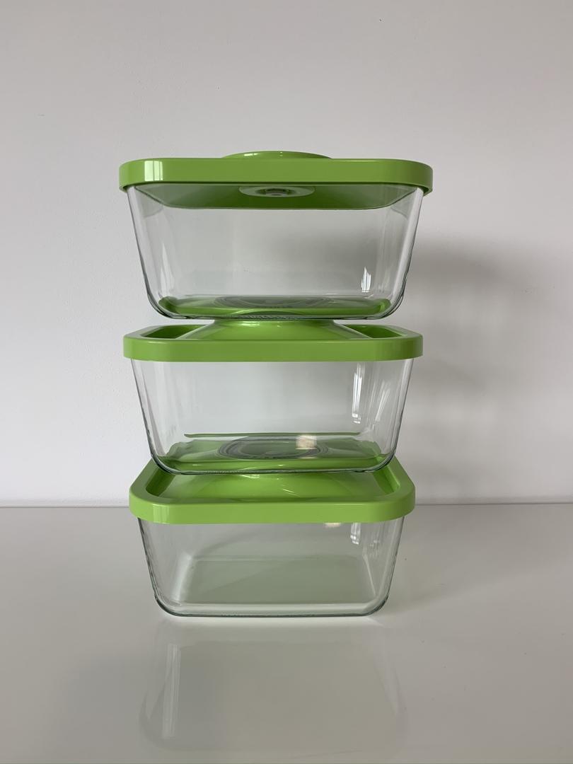 boites sousvide verre status 1.5 litres