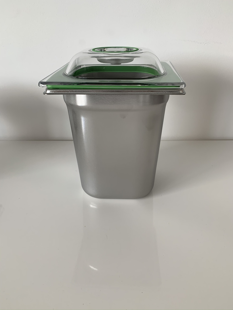 boite inox 1-6 H200