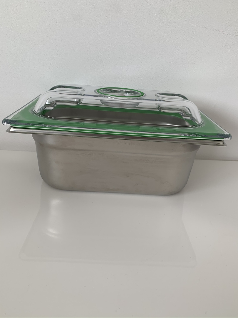 boite gastro inox 1-4 H100