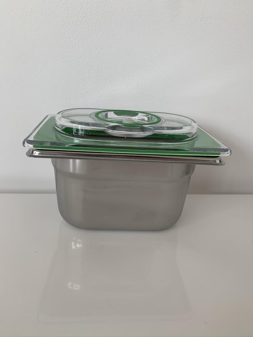 boite inox 1-9 H100