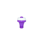bouchons sous vide status violet