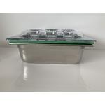 boite gastro inox 1-2 H100
