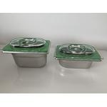 boite inox 1-9 H100 & 65
