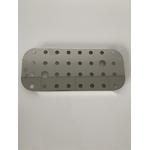 grille de fonds boite gastro inox 1-3