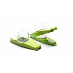 coupe oignon 5 pieces vert