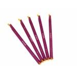 fermeture hermetique de sac et sachets 5 baguettes violettes
