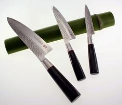 Suncraft Senso Couteau de cuisine Japonais damassée