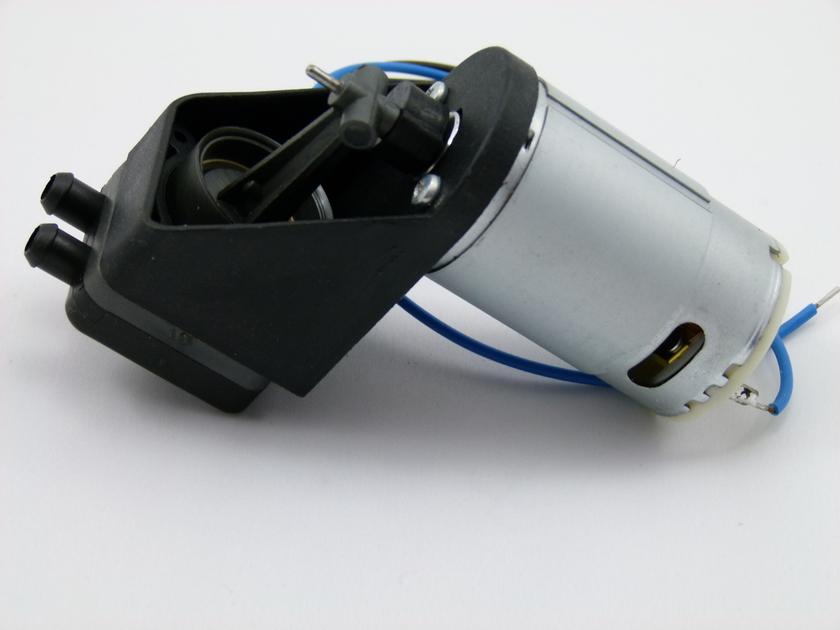 moteur machine sous vide status BV500 et HV500