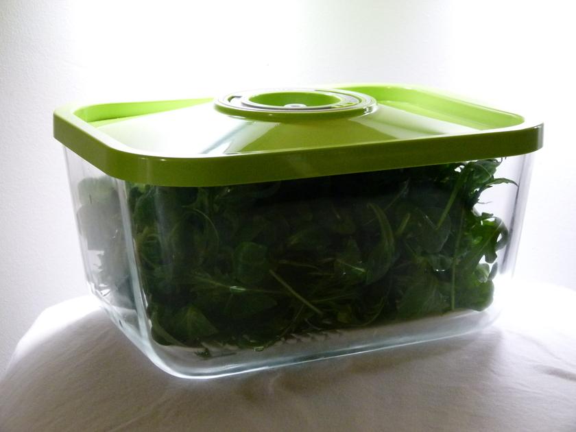 boites sous vide en verre status 3 litres